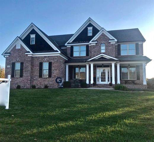 1602 SW Deer Run Road, Oak Grove, MO 64075 (#2207594) :: House of Couse Group