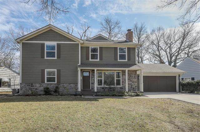 5837 El Monte Drive, Fairway, KS 66205 (#2207834) :: House of Couse Group