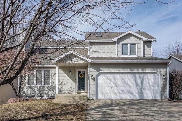 2921 Kensington Road, Lawrence, KS 66046 (#2207847) :: House of Couse Group