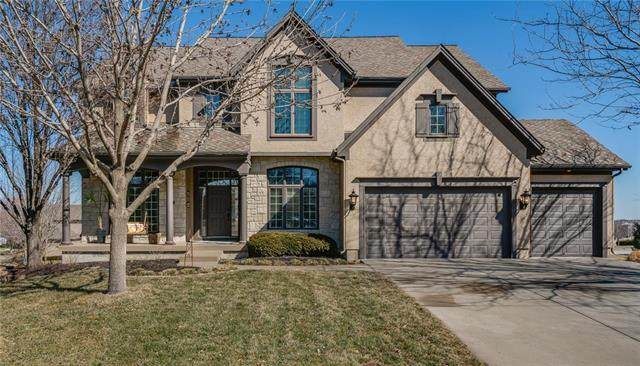 14737 Maple Street, Overland Park, KS 66223 (#2208010) :: Audra Heller and Associates