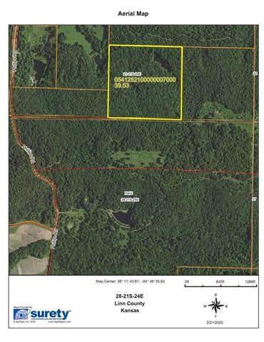 00000 E 1200 Lane, Pleasanton, KS 66075 (#2208095) :: Eric Craig Real Estate Team