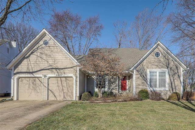 8408 Swarner Drive, Lenexa, KS 66219 (#2208107) :: The Shannon Lyon Group - ReeceNichols