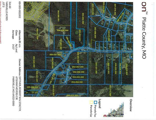 Lot 2 Union Chapel Road, Parkville, MO 64152 (#2208180) :: The Shannon Lyon Group - ReeceNichols