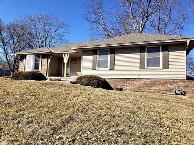 405 Clinton Drive, Cameron, MO 64429 (#2208257) :: Edie Waters Network