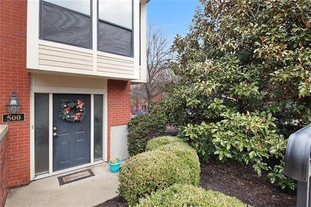 500 W 10th Street, Kansas City, MO 64105 (#2208378) :: Team Real Estate