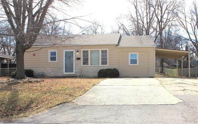 10603 W 56th Street, Shawnee, KS 66203 (#2208407) :: Kedish Realty Group at Keller Williams Realty
