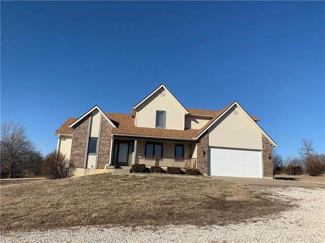 33960 W 255th Street, Paola, KS 66071 (#2208412) :: Edie Waters Network