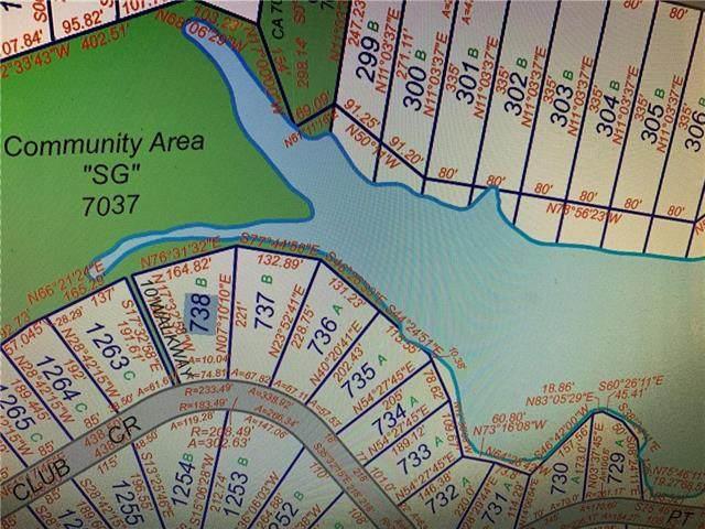 Lot 738 Yacht Club Circle, Altamont, MO 64620 (#2208492) :: The Gunselman Team