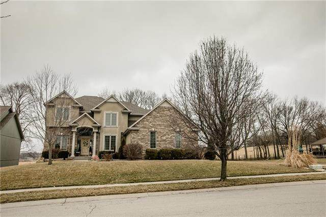 8654 NE 91st Terrace, Kansas City, MO 64157 (#2208534) :: Audra Heller and Associates