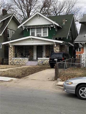 3443 Agnes Avenue, Kansas City, MO 64128 (#2209268) :: Audra Heller and Associates