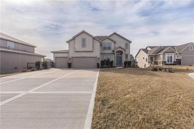 1815 NW 94th Terrace, Kansas City, MO 64155 (#2209550) :: Dani Beyer Real Estate