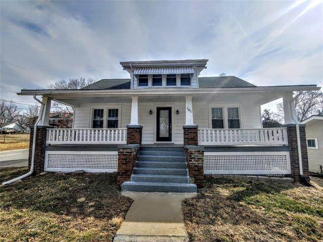 101 S Fairview Avenue, Liberty, MO 64068 (#2209672) :: House of Couse Group
