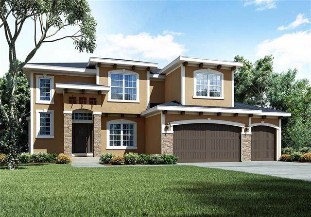 1508 SW Georgetown Drive, Lee's Summit, MO 64082 (#2209849) :: Ron Henderson & Associates