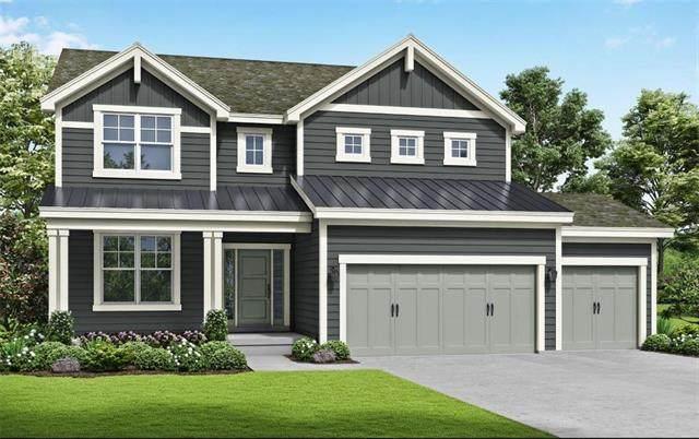 1409 SW Georgetown Drive, Lee's Summit, MO 64082 (#2209865) :: Ron Henderson & Associates