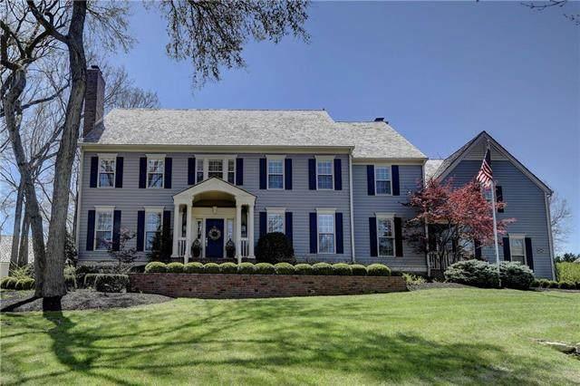 3001 W 117th Street, Leawood, KS 66211 (#2209974) :: Team Real Estate