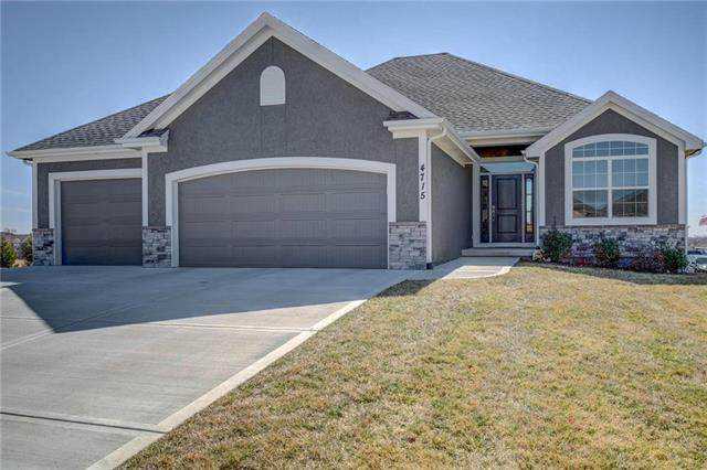 4715 Augusta Drive, Basehor, KS 66007 (#2210290) :: House of Couse Group