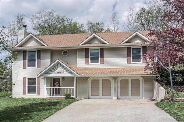 6619 NW Hidden Valley Road, Parkville, MO 64152 (#2210560) :: Audra Heller and Associates