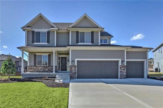 25174 W 148th Terrace, Olathe, KS 66061 (#2210634) :: Audra Heller and Associates
