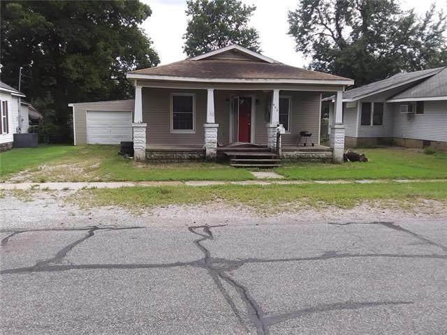 640 W Oak Street, Columbus, KS 66725 (#2210677) :: The Shannon Lyon Group - ReeceNichols
