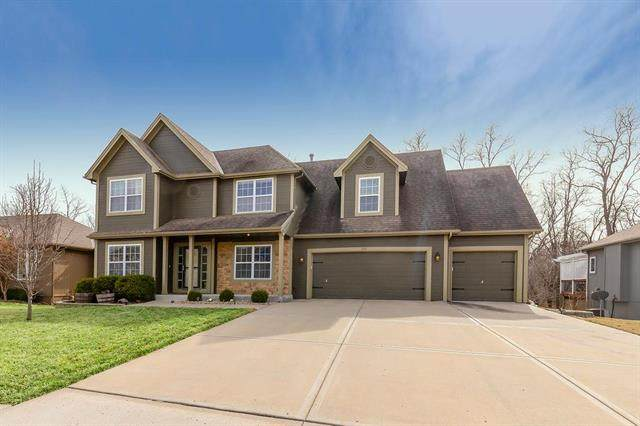 911 NW 110th Terrace, Kansas City, MO 64155 (#2210736) :: Ron Henderson & Associates