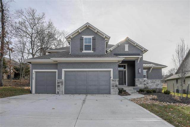 21103 W 68th Street, Shawnee, KS 66218 (#2211262) :: House of Couse Group