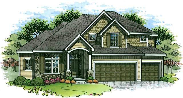 13453 W 146th Terrace, Olathe, KS 66062 (#2211287) :: House of Couse Group