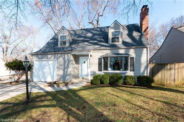 5100 W 57th Street, Roeland Park, KS 66205 (#2211303) :: House of Couse Group