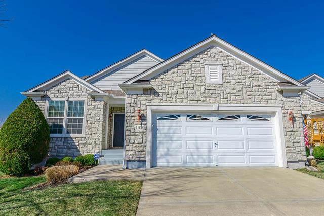 11238 S Chouteau Street, Olathe, KS 66061 (#2211485) :: Eric Craig Real Estate Team