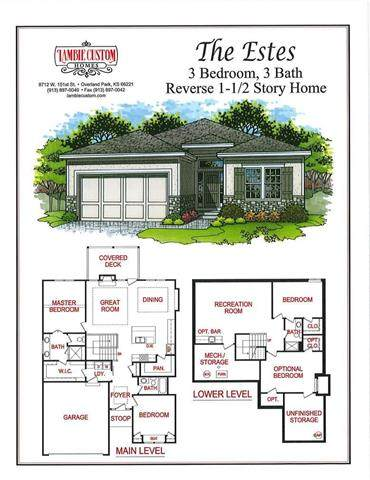 6935 W 162nd Court, Overland Park, KS 66085 (#2211534) :: Eric Craig Real Estate Team
