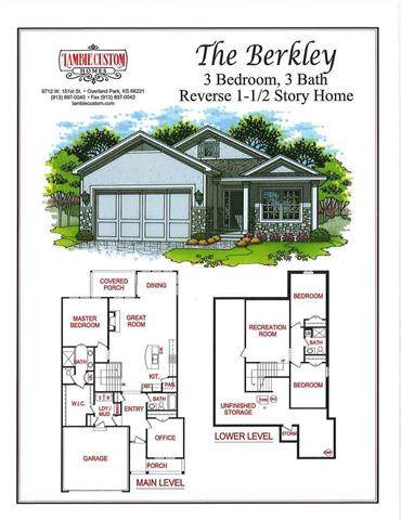 6934 W 162nd Court, Overland Park, KS 66085 (#2211537) :: Eric Craig Real Estate Team