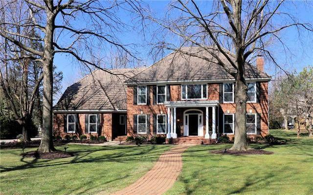 2652 W 118th Terrace, Leawood, KS 66211 (#2211740) :: Team Real Estate