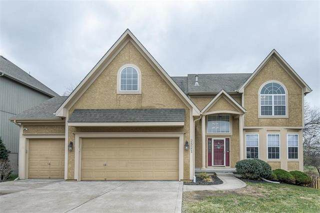 2521 SW Samuel Lane, Lee's Summit, MO 64081 (#2212070) :: Ask Cathy Marketing Group, LLC