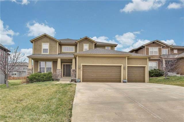 12168 S Brockway Street, Olathe, KS 66061 (#2212420) :: Team Real Estate