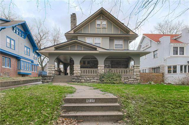 3735 Tracy Avenue, Kansas City, MO 64109 (#2212846) :: Team Real Estate