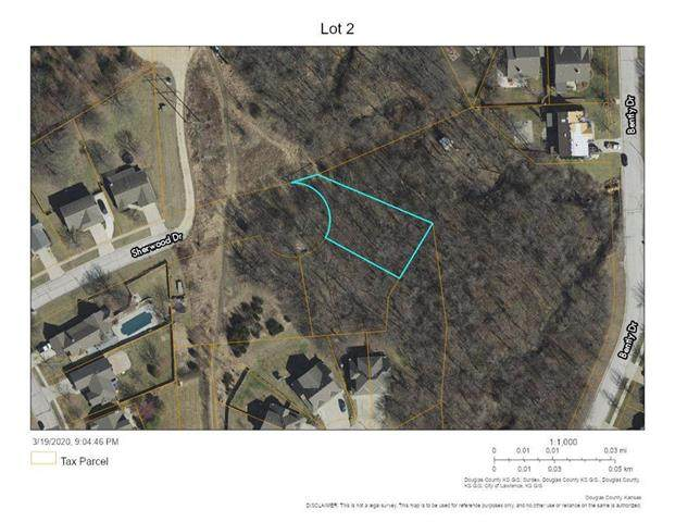 3000 Sherwood Lot 2 Drive, Lawrence, KS 66049 (#2212875) :: Edie Waters Network