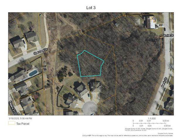 3000 Sherwood Lot 3 Drive, Lawrence, KS 66049 (#2212882) :: Edie Waters Network