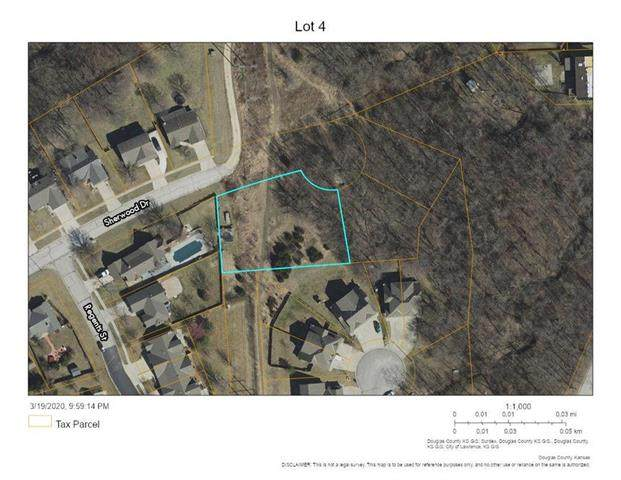 3000 Sherwood Lot 4 Drive, Lawrence, KS 66049 (#2212886) :: Edie Waters Network