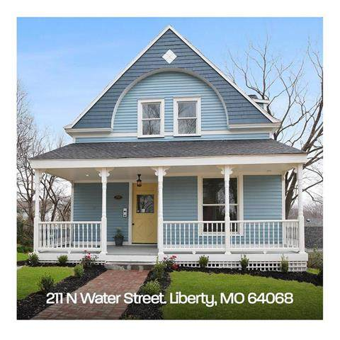 211 N Water Street, Liberty, MO 64068 (#2212948) :: Team Real Estate