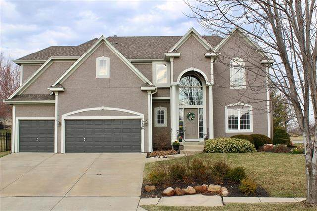 19600 W 98TH Street, Lenexa, KS 66220 (#2213084) :: Team Real Estate