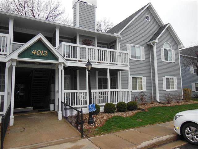 4013 S Crysler Avenue #8 (26), Independence, MO 64055 (#2213142) :: Team Real Estate