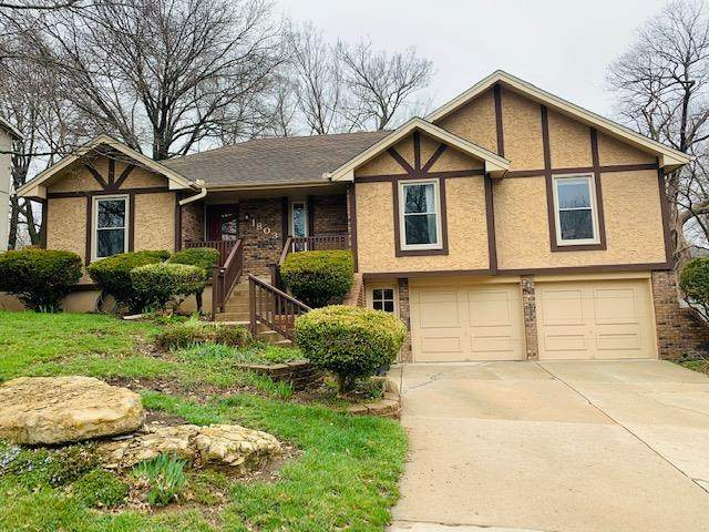 1803 SW Mic O Say Drive, Blue Springs, MO 64015 (#2213150) :: House of Couse Group