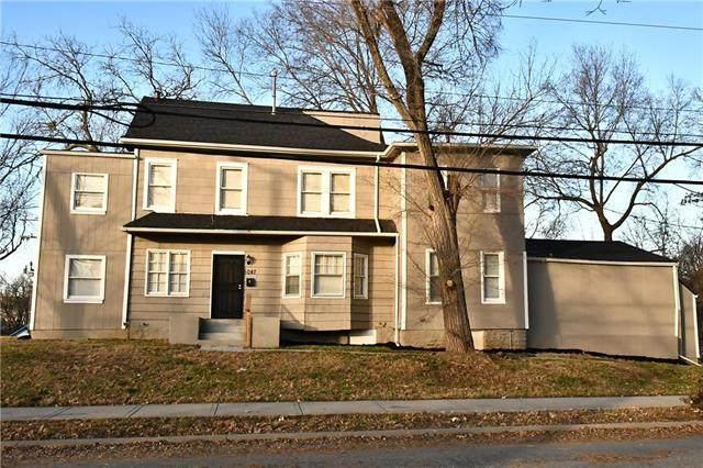 5047 Woodland Avenue, Kansas City, MO 64110 (#2213151) :: Eric Craig Real Estate Team
