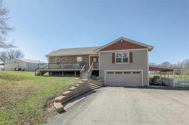 1308 N Kurzweil Road, Raymore, MO 64083 (#2213180) :: House of Couse Group