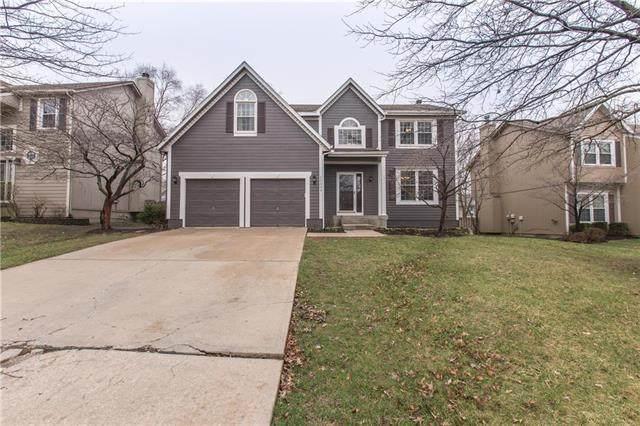 15395 W 150TH Street, Olathe, KS 66062 (#2213241) :: Dani Beyer Real Estate