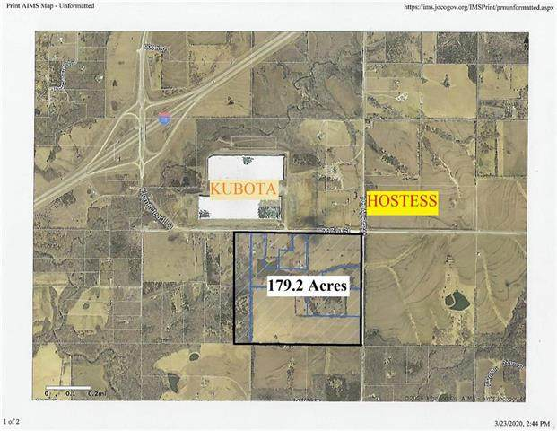 179ac 207th & Waverly Road, Edgerton, KS 66021 (#2213261) :: Team Real Estate