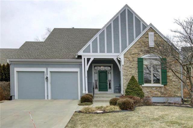 13815 W 141st Terrace, Olathe, KS 66062 (#2213272) :: Team Real Estate