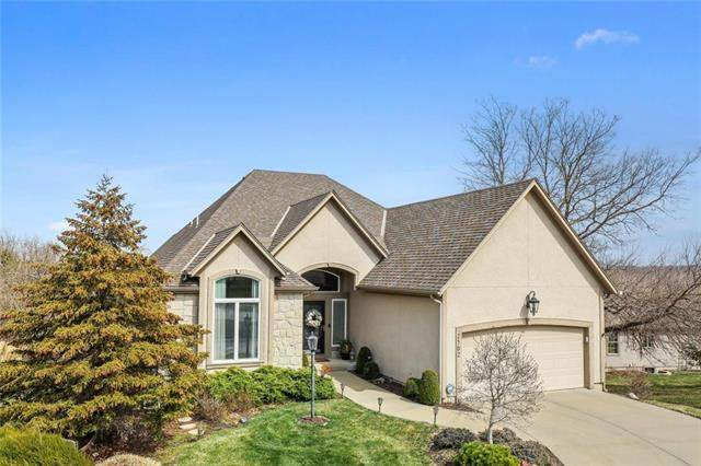 2502 W 144th Street, Leawood, KS 66224 (#2213287) :: Audra Heller and Associates