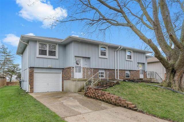 15009 W 150th Terrace, Olathe, KS 66062 (#2213404) :: House of Couse Group
