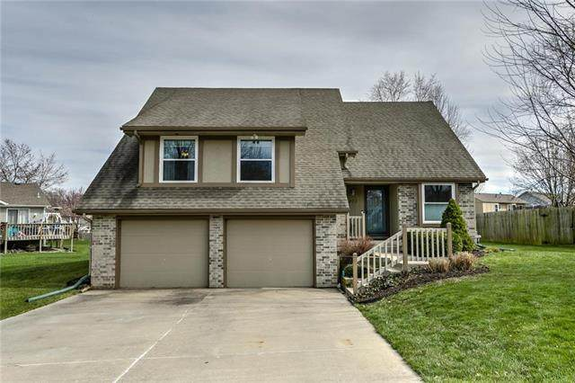 403 S Huntington Drive, Greenwood, MO 64034 (#2213565) :: House of Couse Group