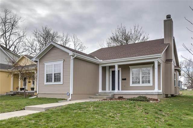 1119 Grandview Boulevard, Kansas City, KS 66102 (#2213616) :: Edie Waters Network